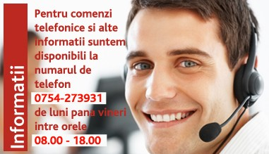 Contact telefonic -  0754-273931 sau e-mail: office@scaunesimeseneamt.ro